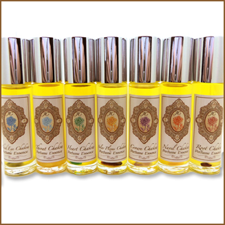 (8) 7 Chakra Collection (travel kit)
