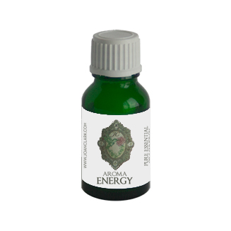 Aroma*Energy– increased stamina of body, mind and spirit