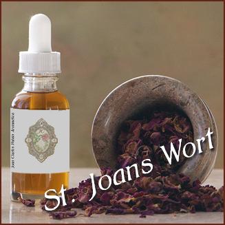 Tincture– St. Joan's Wort