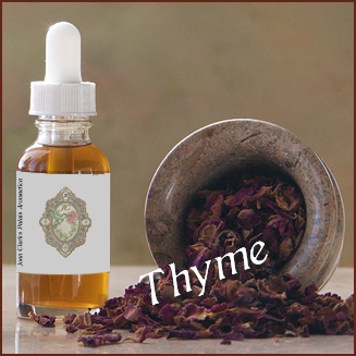 Tincture– Thyme