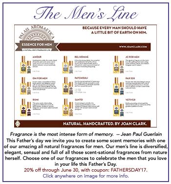 Joan Clark's Mens Line