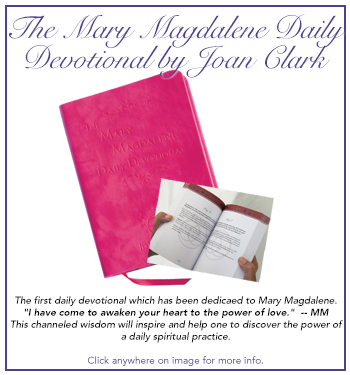 Joan Clark's Mary Magdalene Daily Devotional